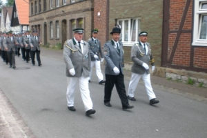 2.Zug Schützenfest 2009