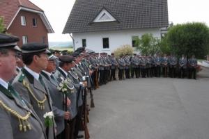 2.Zug Schützenfest 2010