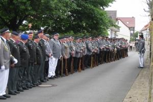 2.Zug Schützenfest 2014