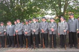 2.Zug Schützenfest 2011