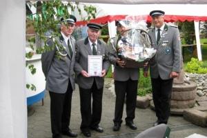2.Zug Seniorennachmittag 2009