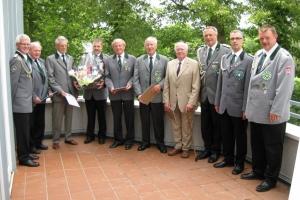2.Zug Seniorennachmittag 2011