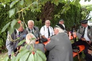 3.Zug Schützenfest 2017 Freitag