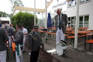 3.Zug Schützenfest 2017 Samstag